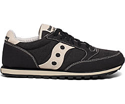 Jazz Low Pro Vegan, Black / Oatmeal, dynamic