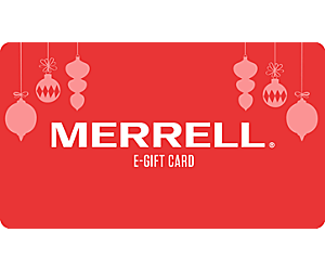 Merrell Gift Card, e-Gift Card, dynamic