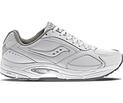 Omni Walker, White / Silver, dynamic