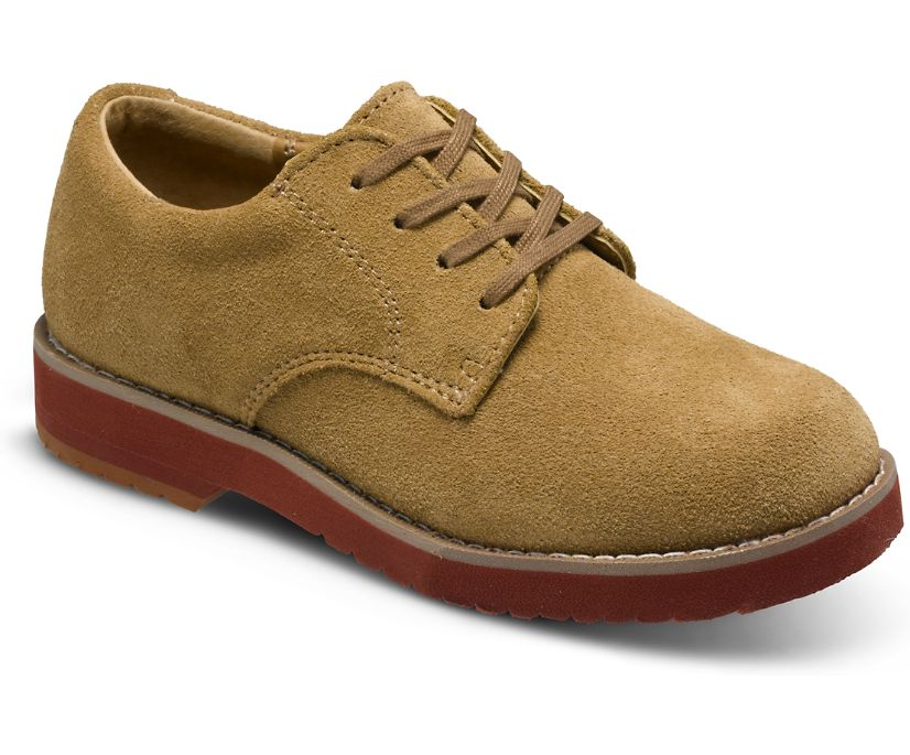 Tevin Dress Shoe, Camel, dynamic