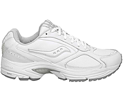 Omni Walker Wide, White / Silver, dynamic