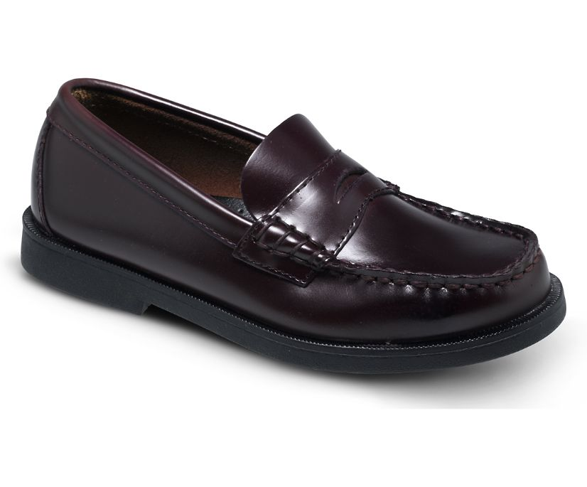 Colton Dress Shoe, Burgundy, dynamic
