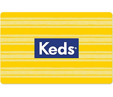Keds Gift Card, Gift Card, dynamic