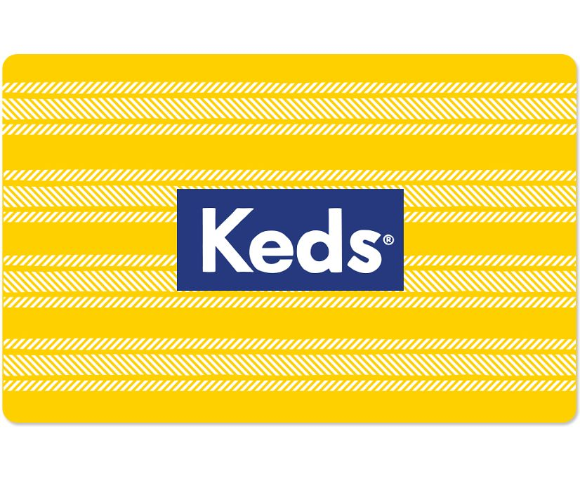 Keds Gift Card, Gift Card, dynamic