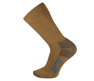 3-Pk Cotton Crew Sock, Coyote Brown, dynamic