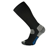 2-PK Utility Crew Sock, Black, dynamic