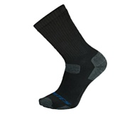 1-Pk Tactical Uniform Sock Mid-Calf, Black, dynamic