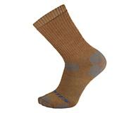 1-Pk Tactical Uniform Sock Mid-Calf, Coyote Brown, dynamic