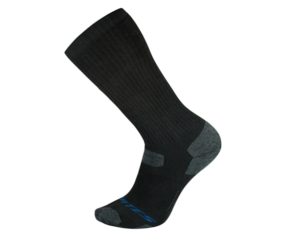 1-PK Tactical Uniform Over the Calf Sock, Black, dynamic