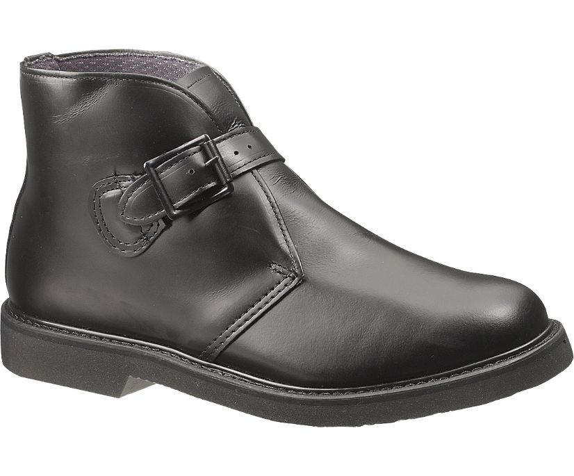 Bates Lites® Buckle Chukka, Black, dynamic