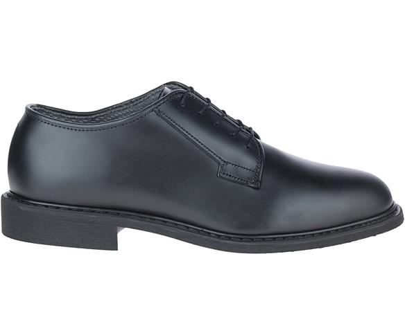 Men - Leather Uniform Oxford - Oxfords | Bates Footwear