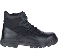 "5"" Tactical Sport Composite Toe Side Zip Boot, Black, dynamic"