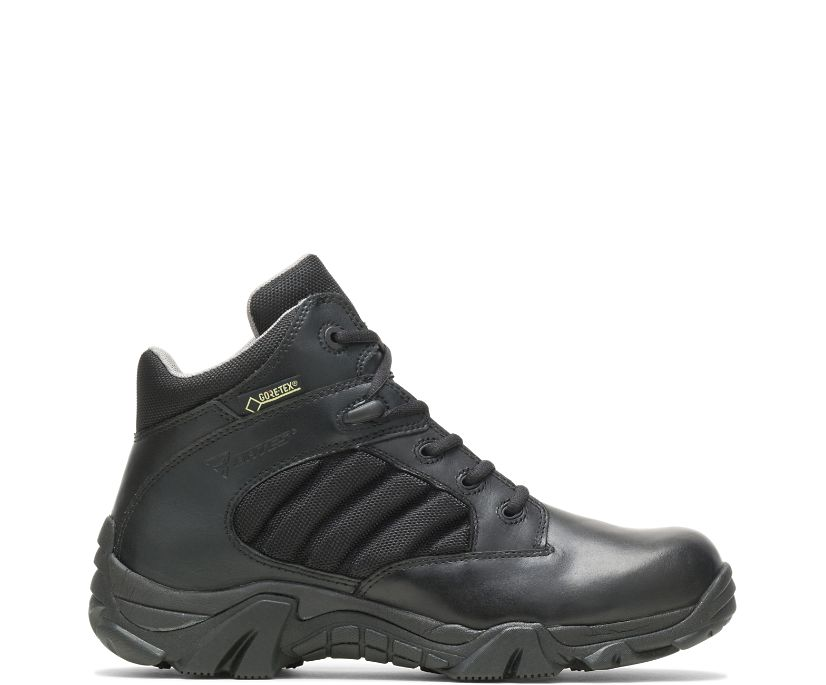GX-4 Boot with GORE-TEX®, Black, dynamic