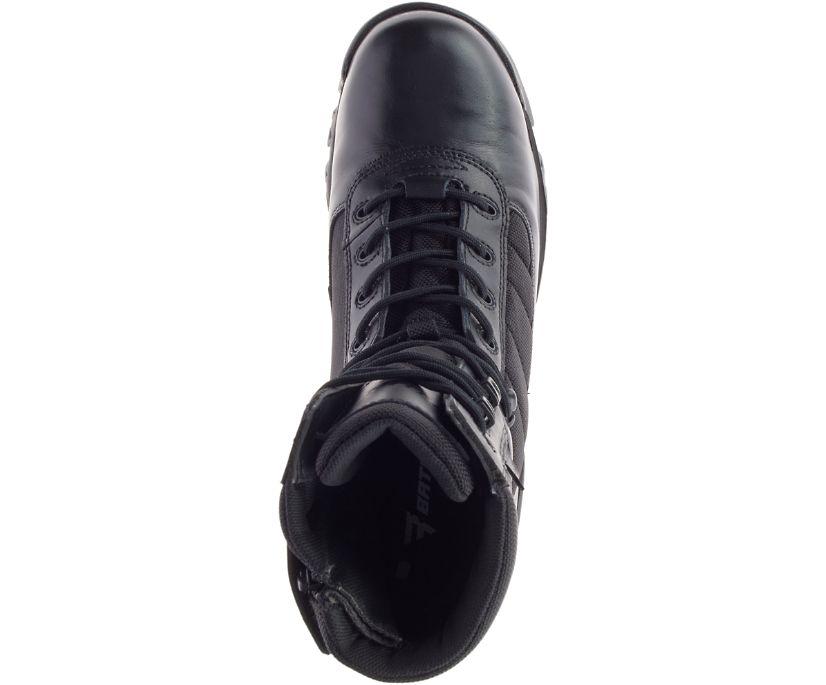 "8"" Tactical Sport DRYGuard Side Zip, Black, dynamic"