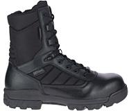 "8"" Tactical Sport DRYGuard Side Zip Composite Toe, Black, dynamic"