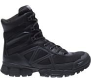 "8"" Velocitor Black Boot, Black, dynamic"
