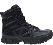 "8"" Velocitor Zip Waterproof Boot, Black, dynamic"