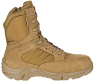 GX-8 Waterproof Composite Toe Side Zip, Coyote, dynamic