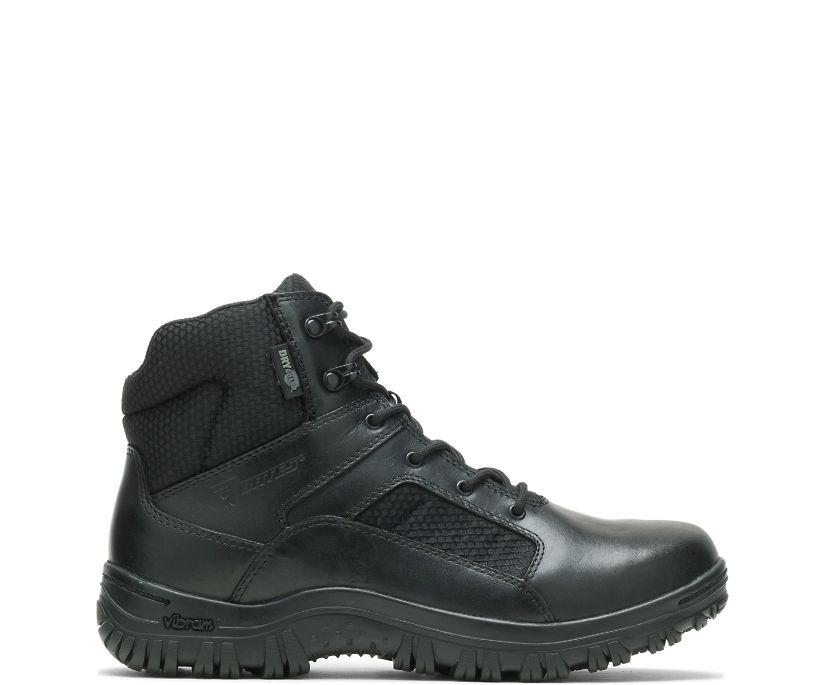 Maneuver Mid Waterproof, Black, dynamic