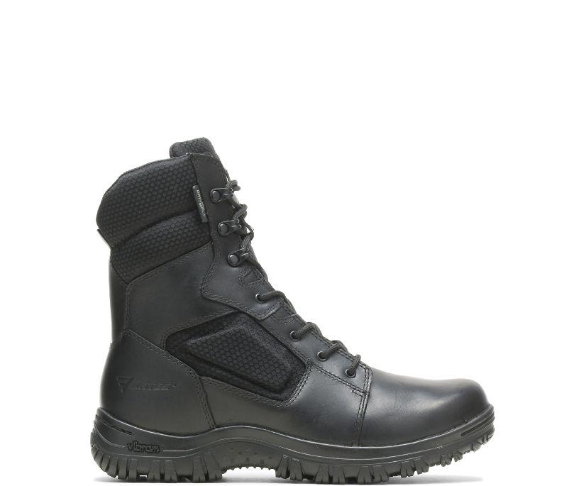 Maneuver Waterproof Side Zip, Black, dynamic