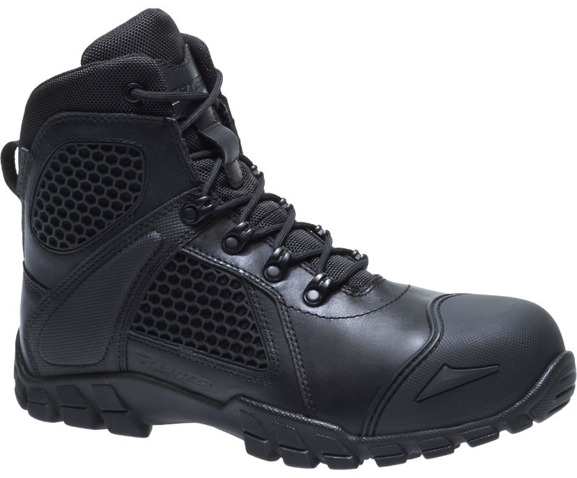 Shock FX Composite Toe, Black, dynamic