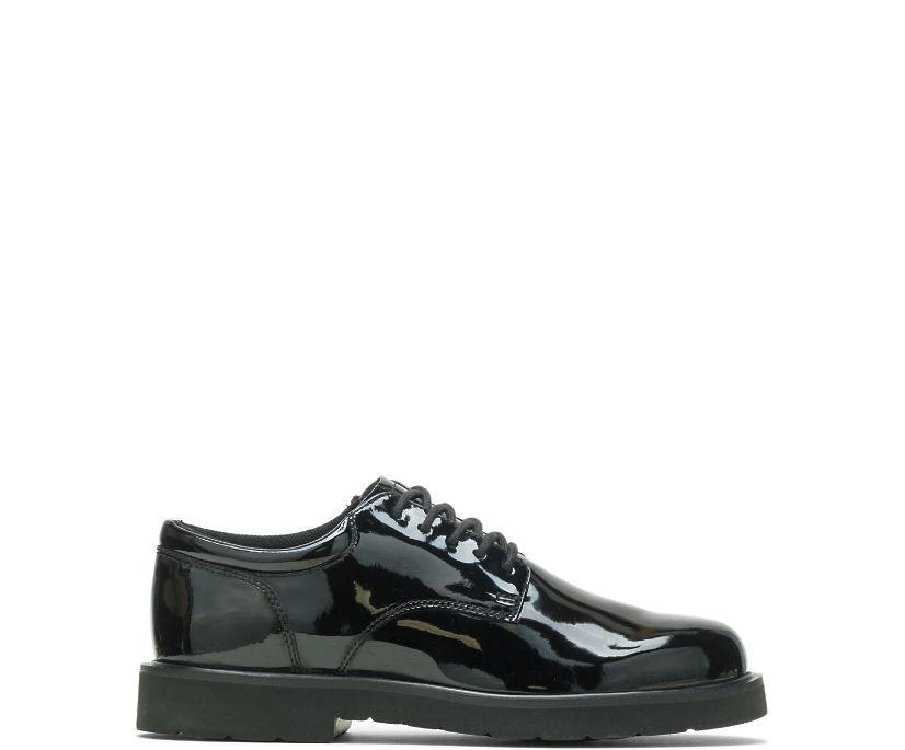 High Gloss Duty Oxford, Black, dynamic