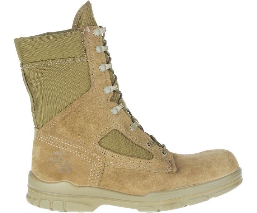USMC Lightweight DuraShocks® Boot, Olive Mojave, dynamic