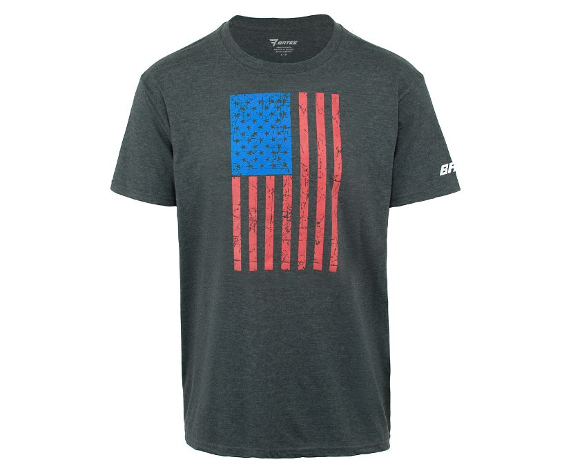 Independence Day Tee, Grey, dynamic
