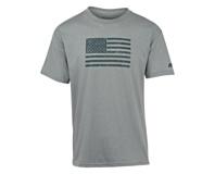 Designed For Duty Tee, Grey, dynamic