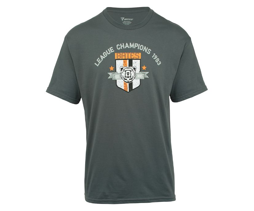 League Champions Tee, Charcoal, dynamic
