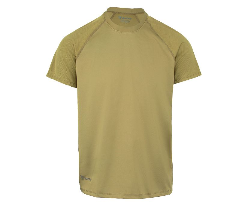 Short Sleeve Baselayer, Coyote, dynamic