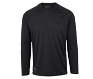 Long Sleeve Baselayer, Black, dynamic