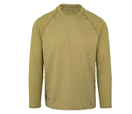 Long Sleeve Baselayer, Coyote, dynamic
