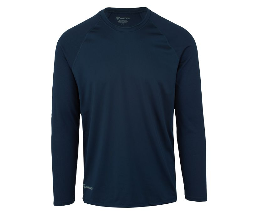 Long Sleeve Baselayer, Navy, dynamic