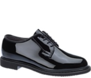 Bates Lites® Black High Gloss Oxford, Black, dynamic