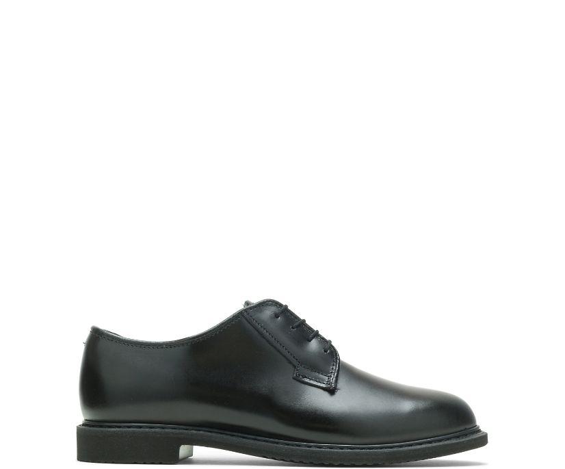 Bates Lites® Black Leather Oxford, Black, dynamic
