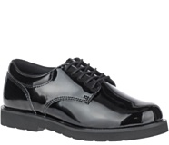 High Gloss Duty Oxford, Black, dynamic