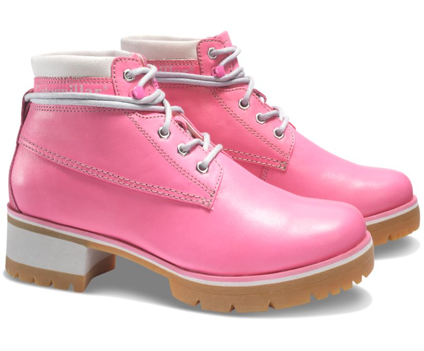 Stopwatch Boot, Pink, dynamic
