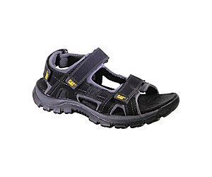 Giles Sandal, Black, dynamic