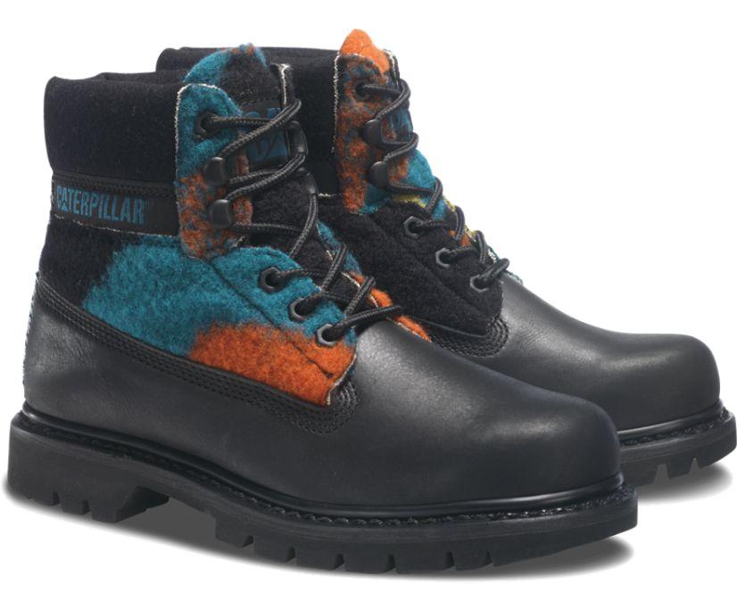 CAT Colorado Wool Boot, Black Multi, dynamic
