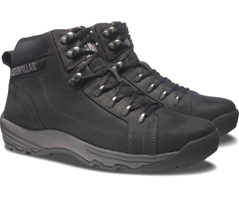 Supersede Boot, Black, dynamic