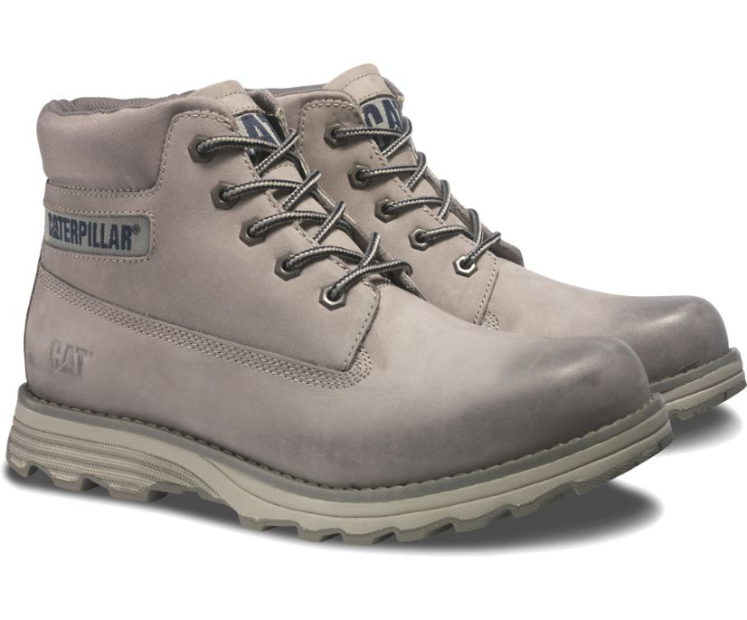Founder Burnish Brights Boot, Frost Grey, dynamic