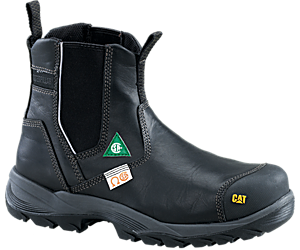 Propane CSA Boot, Black, dynamic
