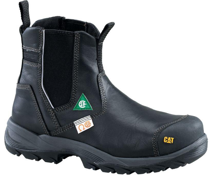 Propane CSA Boot, Black, dynamic