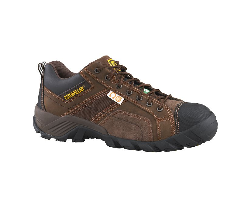 Argon CSA (Composite Toe, Non Metallic), Dark Brown, dynamic