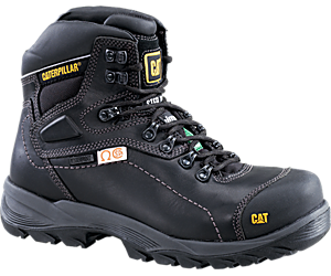 Diagnostic Hi CSA Boot (Waterproof), Black, dynamic
