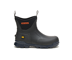 "Heron Preston X Cat Stormers 6"" Boot, Black, dynamic"