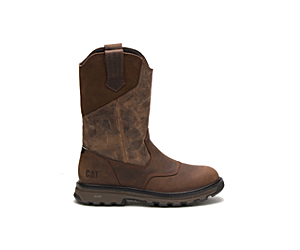 Leeward Work Boot, Classic Brown, dynamic