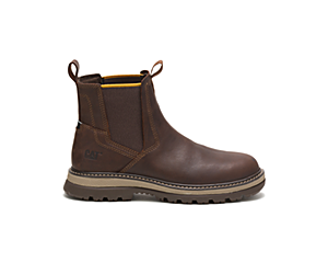 Fairbanks Chelsea Work Boot, Toffee, dynamic