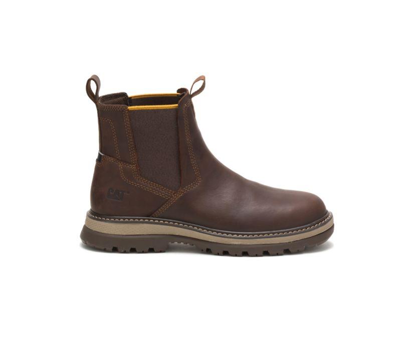 Fairbanks Chelsea Work Boot, Toffee, dynamic
